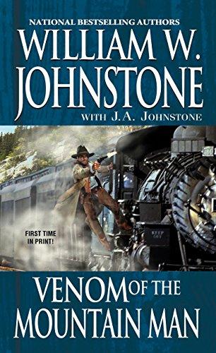 Venom of the Mountain Man - Johnstone William