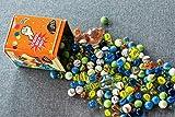 Toysmith Neato! Classics 160 Marbles In A Tin Box