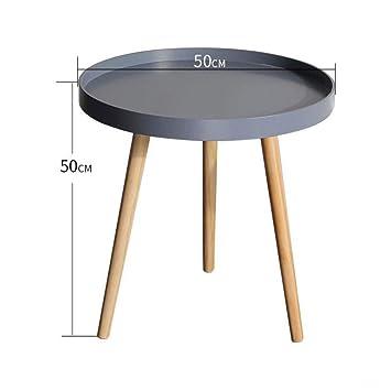 Amazon.de: L-Life Tische Beistelltische Couchtisch Einfaches ...