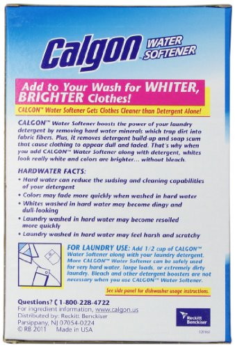 Calgon Water Softener Powder, 40-Ounce (Pack of 2) by Calgon (Image #4)