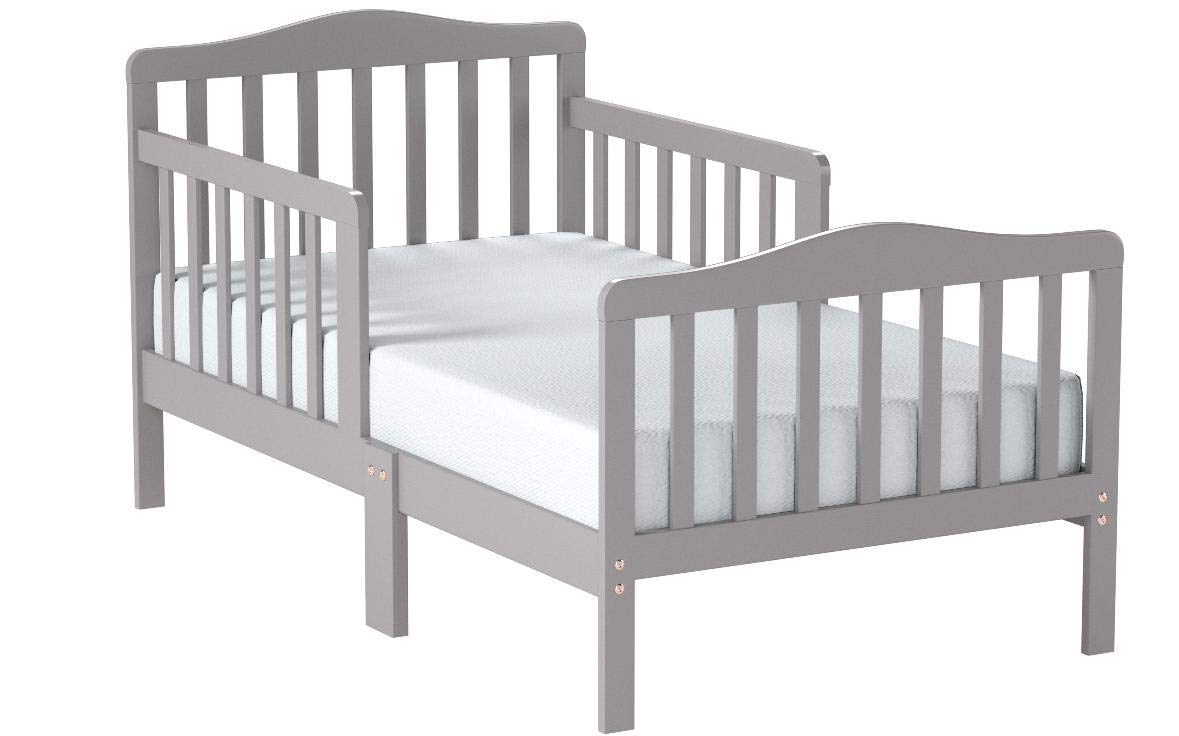 Orbelle Trading Toddler Bed, Grey by Orbelle Trading