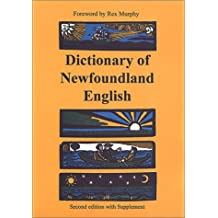 Dictionary of Newfoundland English: Second Edition