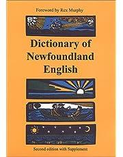 Dictionary of Newfoundland English: Second Edition