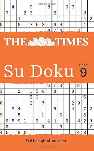 The Times Su Doku Book 9