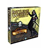 Fantasy Flight Games Battles of Westeros Lords of the River House Tully Expansion Setby Fantasy Flight Games