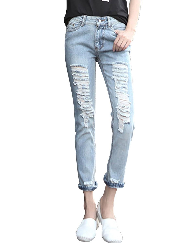 Pimkie Bordeau Strenge Élastique Pantalon Taille Sans Bouton 6fb7gy