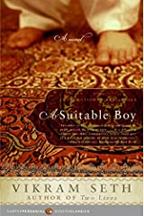 A Suitable Boy: A Novel (Modern Classics) Paperback