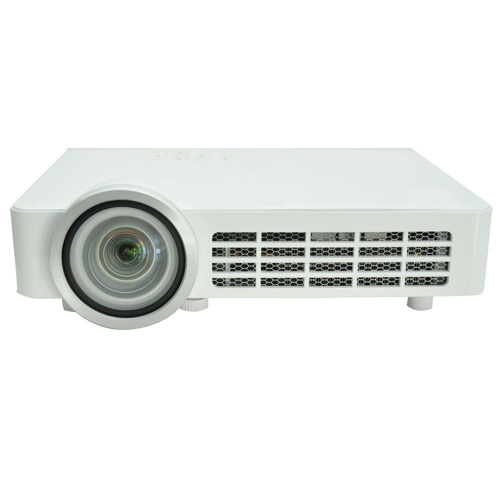 DLP 100 Proyector de corta distancia portátil 1080p 800 ...