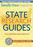 State Research Guides, Family Tree Magazine Editors, 1440328722