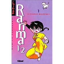 RANMA 1/2 T.01 : LA SOURCE MALÉFIQUE