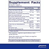 Pure Encapsulations B-Complex Plus | B Vitamins