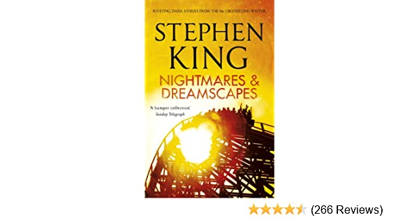 Nightmares And Dreamscapes Kindle Edition By Stephen King