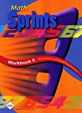Math Sprints Workbook 5, Tricia Salerno, 1932906401