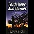 Faith, Hope, and Murder (Community of Faith Mysteries Book 1)