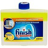 Finish Dishwasher Cleaner Lemon 250ml ase Of 4