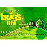"""""""Bug's Life"""" Postcard Book"""
