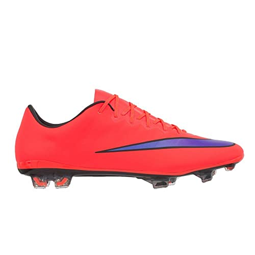 brand new 6603e 7a02d Nike Mercurial Vapor X FG Men's Firm-Ground Soccer Cleat