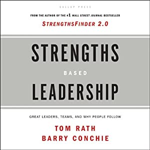 Strengths Based Leadership Audiobook