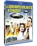 Les Soucoupes volantes attaquent [Blu-ray]