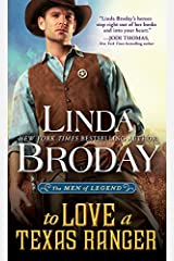 To Love a Texas Ranger (Men of Legend Book 1) Kindle Edition