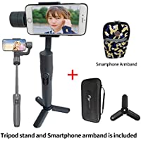 FeiyuTech Vimble 2 Extendable Handheld 3-Axis Gimbal Stabilizer for Smartphone included tripod stand
