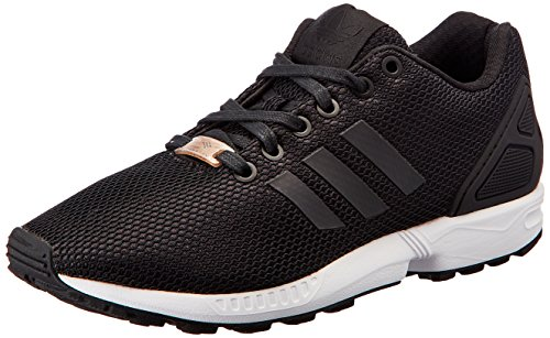 ZX Scarpe Black Uomo Flux Core Nero Ftwr White Black Core Stringate adidas HFBdxwOqSd
