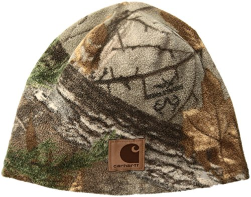 Carhartt Boys' and Girls' Force Swifton Camo Hat,  Realtree Xtra/Raspberry Rose,  Youth