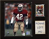 NFL Ronnie Lott San Francisco 49ers Player Plaque