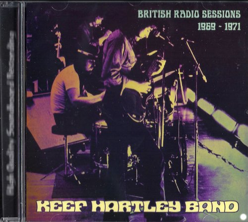 (Keef Hartley Band - British Radio Sessions (1969 - 1971))