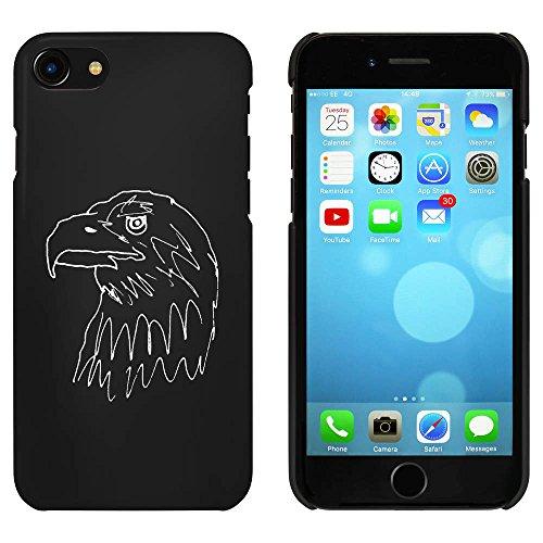 Schwarz 'Eagle' Hülle für iPhone 7 (MC00080317)