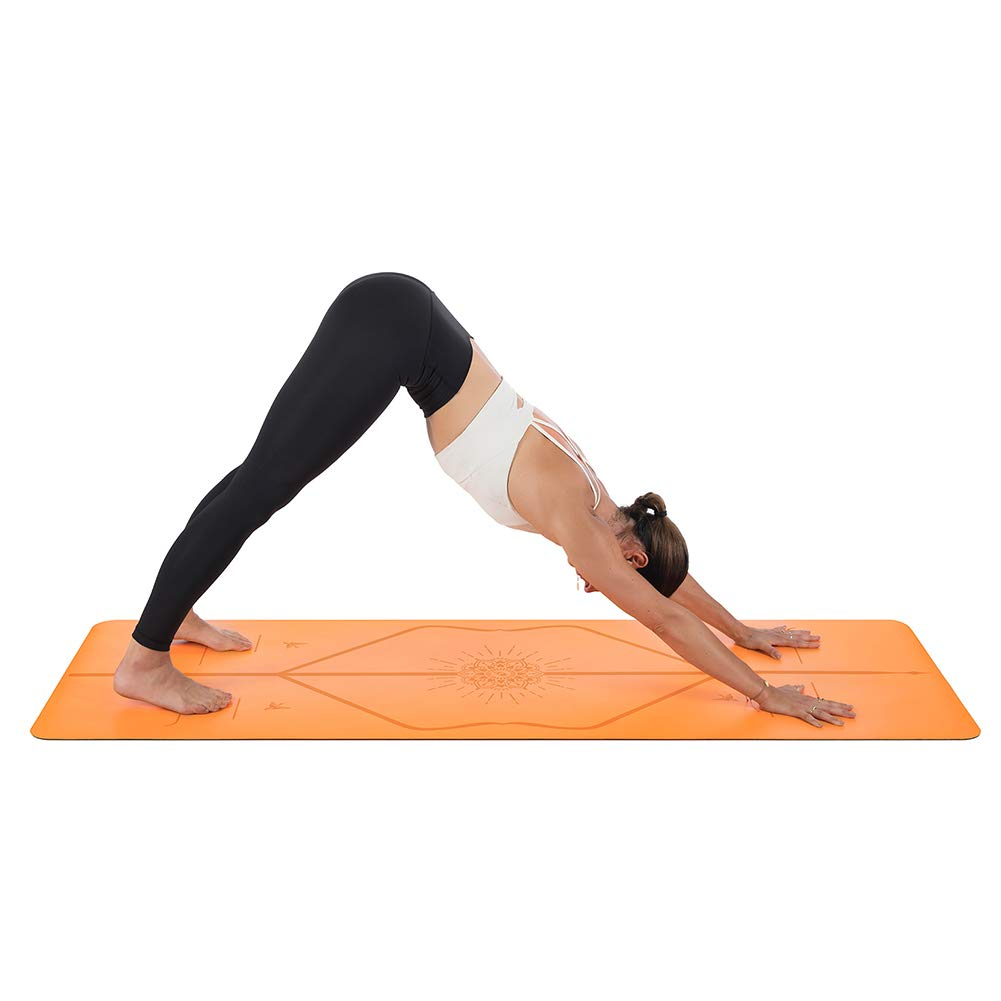 Liforme Esterilla De Yoga Happiness - Mejor Estera De Yoga ...