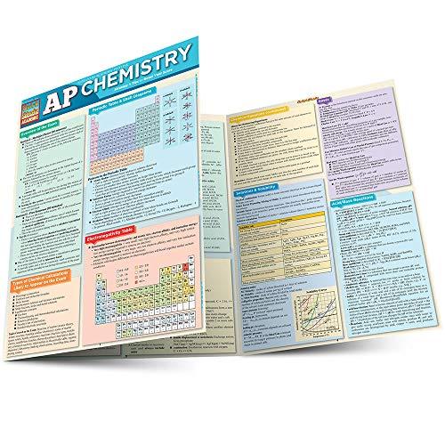 Ap Chemistry (Quick Study Academic) (Study Chemistry Quick Academic)