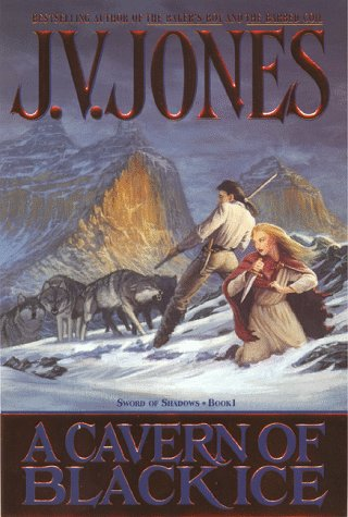 A Cavern of Black Ice (Sword of Shadows)