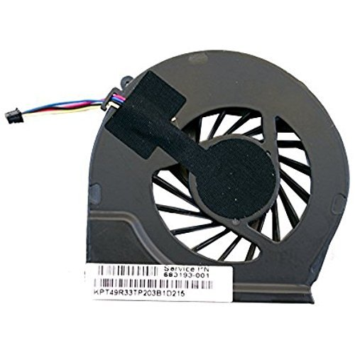 wangpeng New CPU Cooling Fan for HP Pavilion G4-2000 G6-2000 G7-2000 Series 680551-001