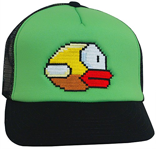 Bird Flappy Gorra Bird Yellow Snapback RR8qAd