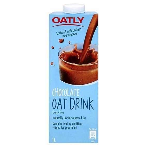 Oatly - Chocolate Oat Drink - 1L