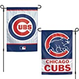 WinCraft Chicago Cubs Flag 12x18 Garden Style 2 Sided
