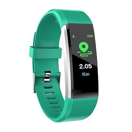 Pulsera Inteligente, Sport Fitness Tracker Actividad Atención Pulsera En Forma De Corazón Impermeable IP67 Smart
