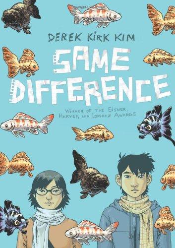 """""""Same Difference"""" av Derek Kirk Kim"""