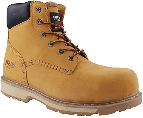 Industrial Boots UK Safety Inch Traditional Timberland M1045A 6 10 Wheat qRSUt