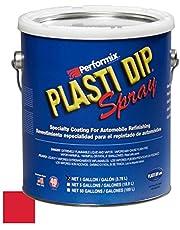 Plasti Dip 10101S 1Gal Red Dip Spray