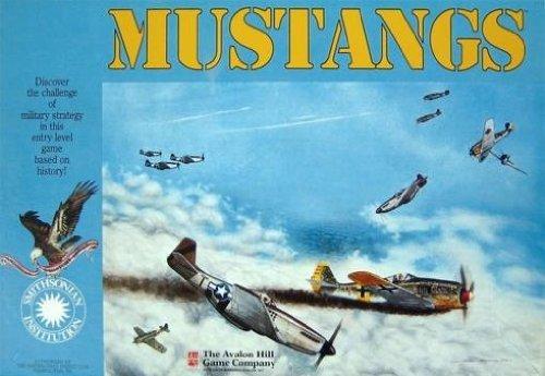 - Mustangs - A World War II Air Battle Game
