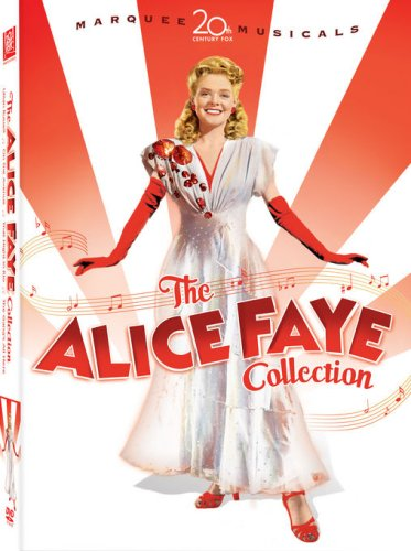 The Alice Faye Collection (That Night in Rio / Lillian Russell / On the Avenue / The Gang's All - Avenues Cumming The