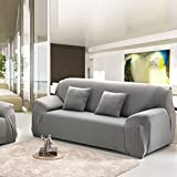 Delicieux Solid Stretch Slipcover All Inclusive Generic Leather Sofa Cushion Sofa  Cover Towel Sofa Protector(
