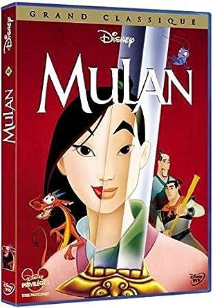 Mulan 1 dessin animé streaming vf