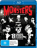 Monsters: The Essential Collection (Dracula/Frankenstein/The Mummy/The Invisible Man/The Bride of Frankenstein/The Wolf Man/The Phantom of the Opera/Creature from the Black Lagoon)