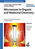 img - for Microwaves in Organic and Medicinal Chemistry, Volume 52 book / textbook / text book