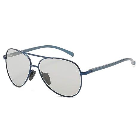 Gafas de Sol polarizadas Hombres Gafas de Sol Casuales Gafas ...
