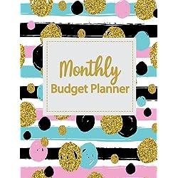 Monthly Budget Planner: Weekly Expense Tracker Bill Organizer Notebook Business Money Personal Finance Journal Planning Workbook size 8.5x11 Inches ... (Expense Tracker Budget Planner) (Volume 3)