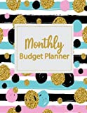 Monthly Budget Planner: Weekly Expense Tracker Bill Organizer Notebook Business Money Personal Finance Journal Planning Workbook size 8.5x11 Inches ... (Expense Tracker Budget Planner) (Volume 3)